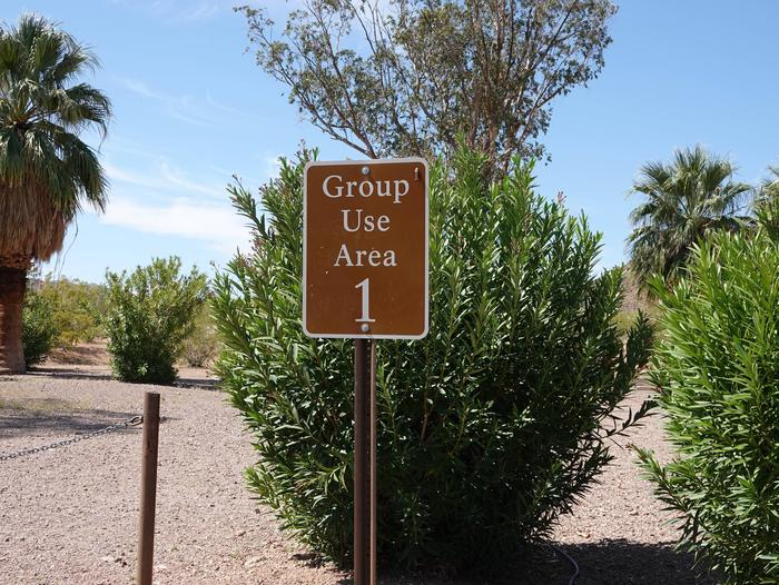 Group Use Area Site #1Boulder Beach Campground Group Use Area 1