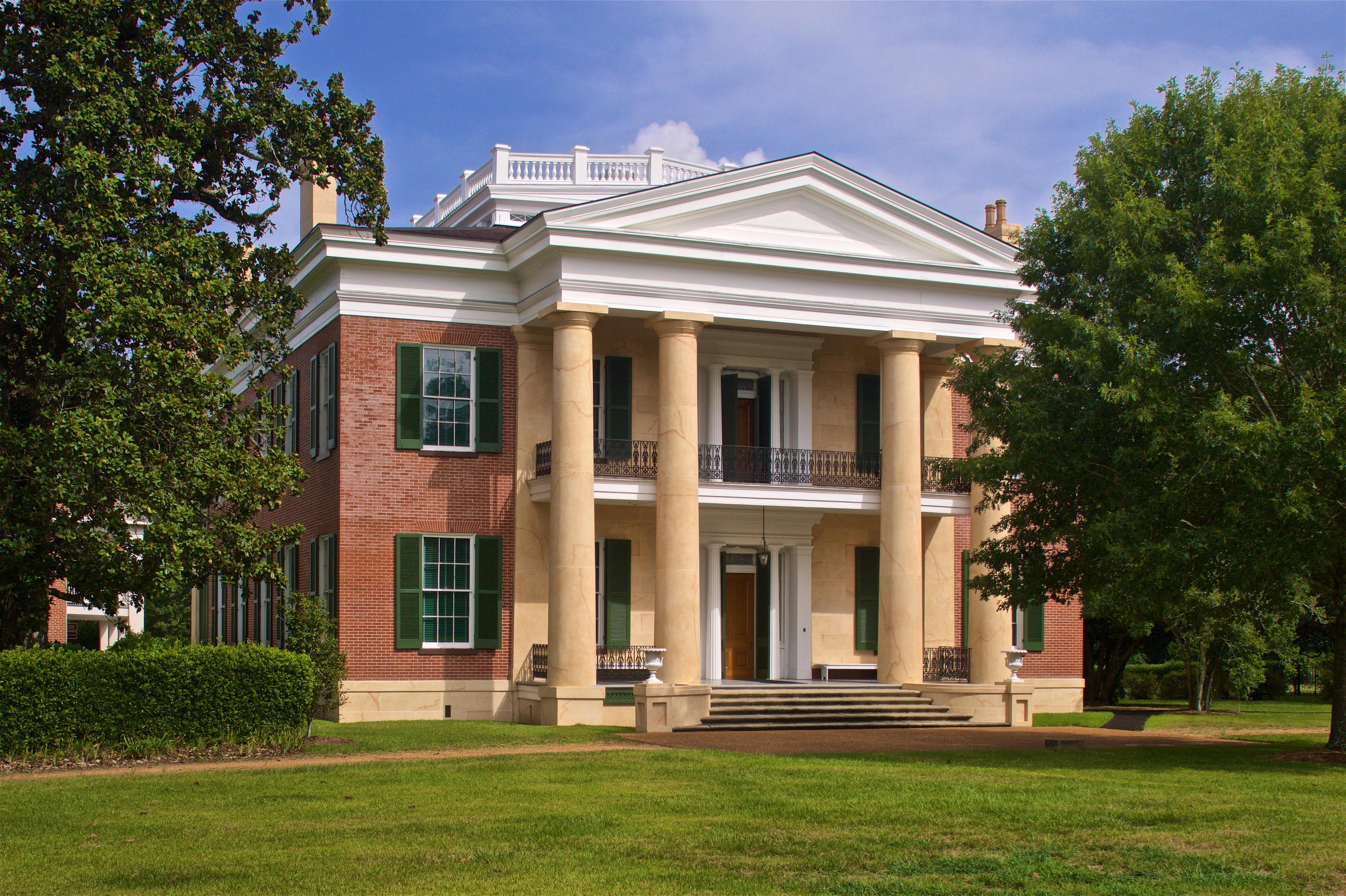 Melrose MansionMelrose and its landscape present a comprehensive picture of the Southern planter class and the enslaved people who lived and worked there.
