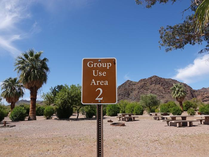 Group Use Area Site #2Group Use Area Site #2 is a spacious group site with a peaceful desert setting