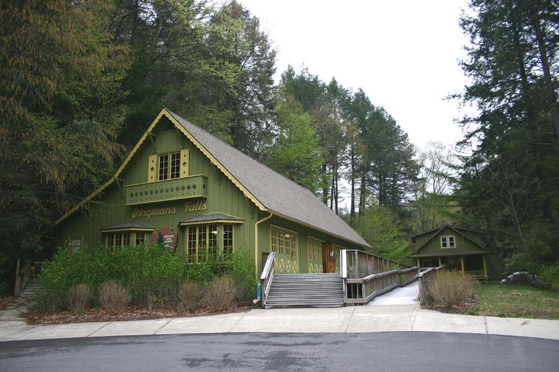 Dingmans Falls Visitor CenterKittatinny Point Visitor Center is open seasonally.