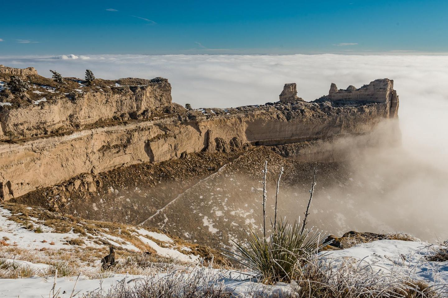 Preview photo of Scotts Bluff National Monument