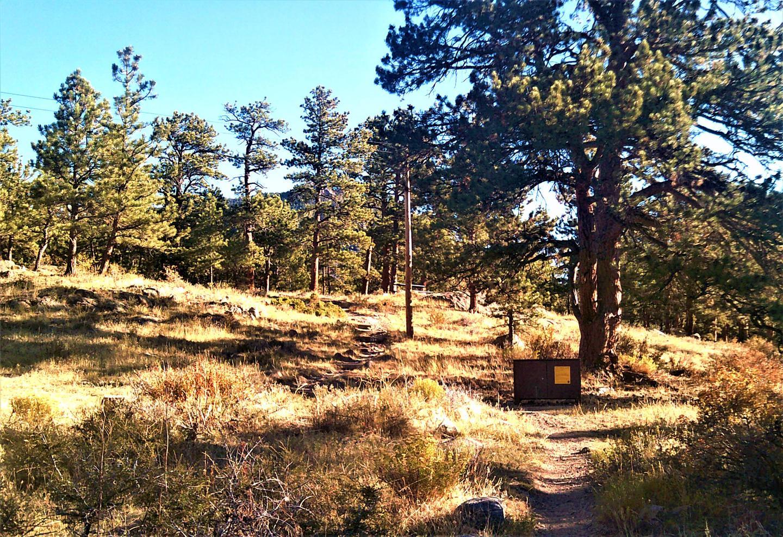 B 194 (1)walk-in campsite