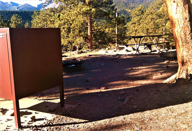 B 194 (3)walk-in campsite