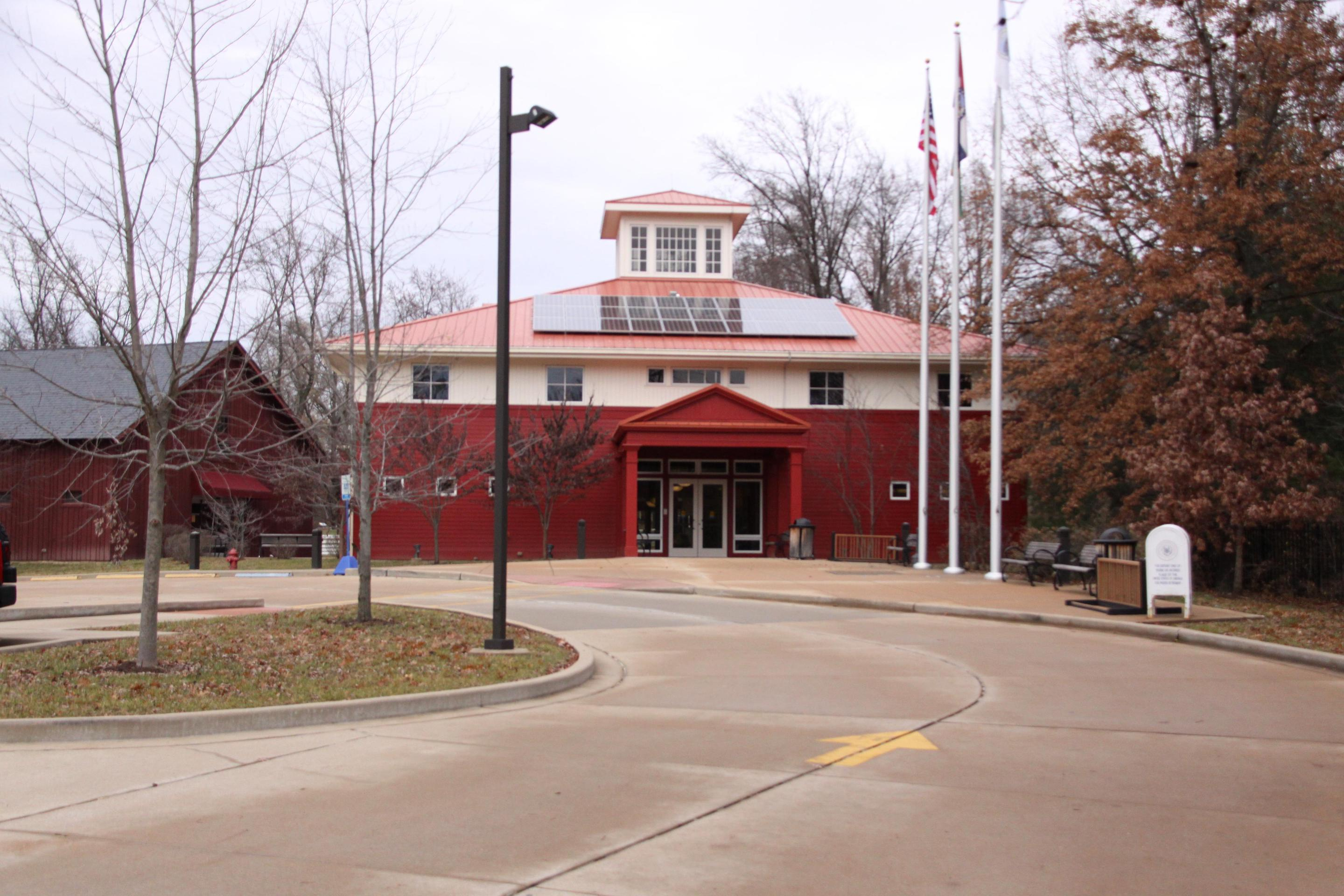 Visitor Center at Ulysses S. Grant National Historic SiteVisitor Center