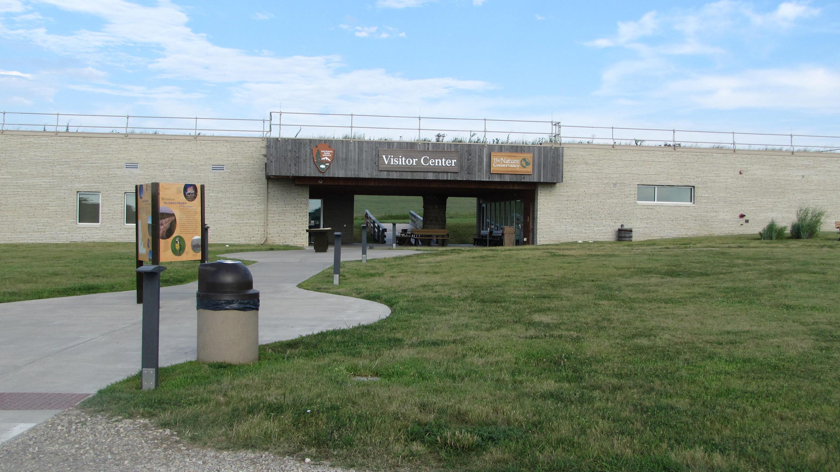 Visitor CenterThe Visitor Center provides exhibits of fun facts and gifts to remember the experience.