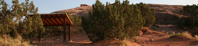 Sand Flats E-1 Group site