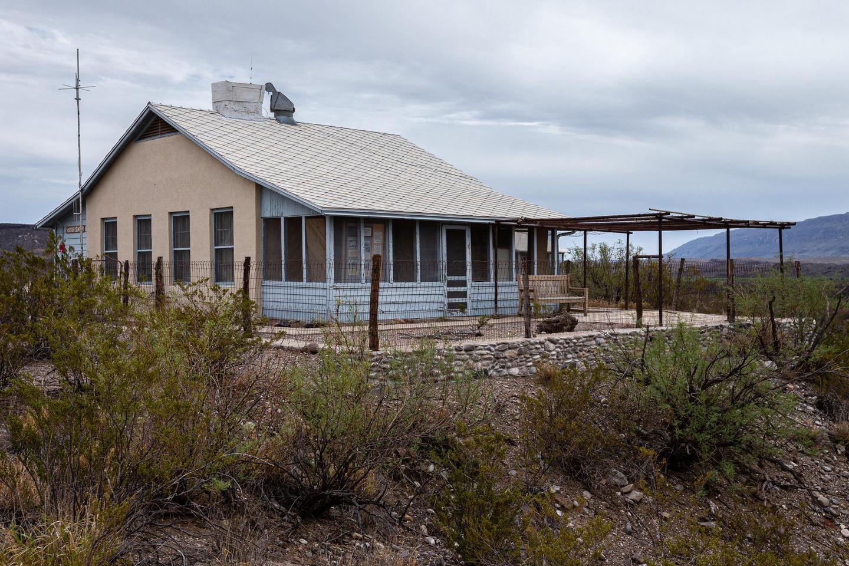 Castolon Officers Quarters - Visitor CenterHistoric Officers Quarters houses ranger offices and a small visitor center.