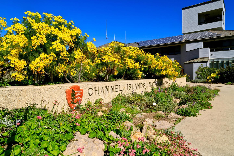 Robert J. Lagomarsino Visitor Center at Channel Islands National Park