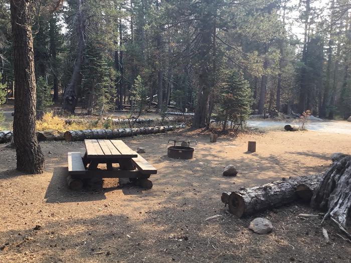 Campsite view #2