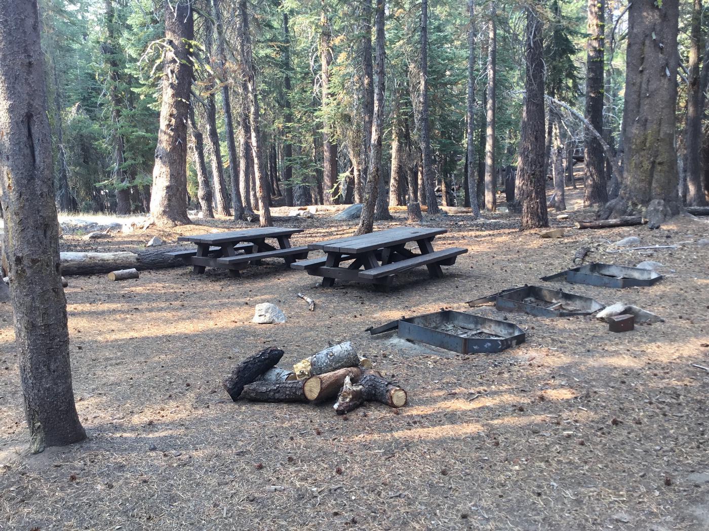 Campsite view #3