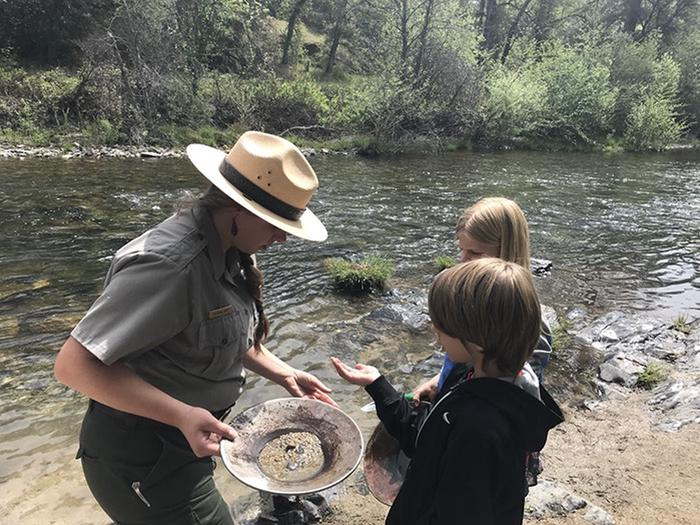 Preview photo of Whiskeytown Gold Panning Pass