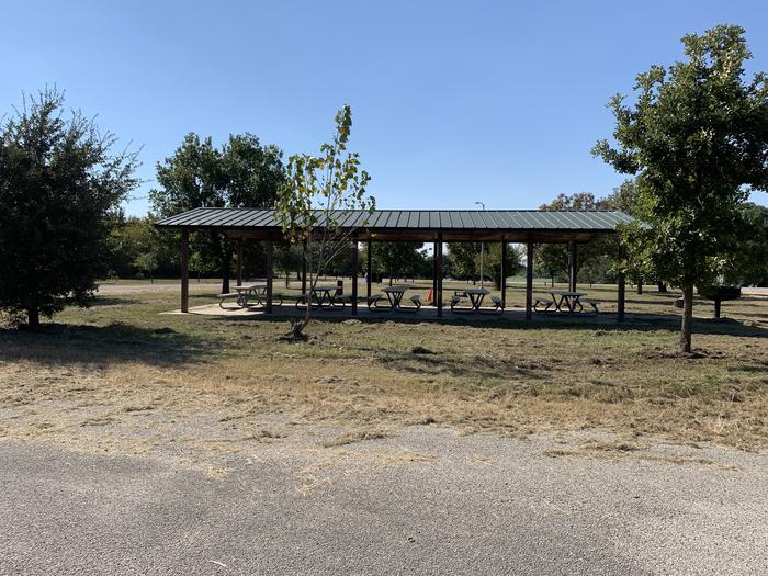 Shelter pavilionGroup shelter pavilion