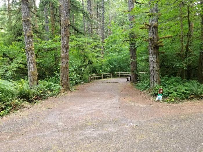 Camp Site #10 Street ViewSite #10 Street View