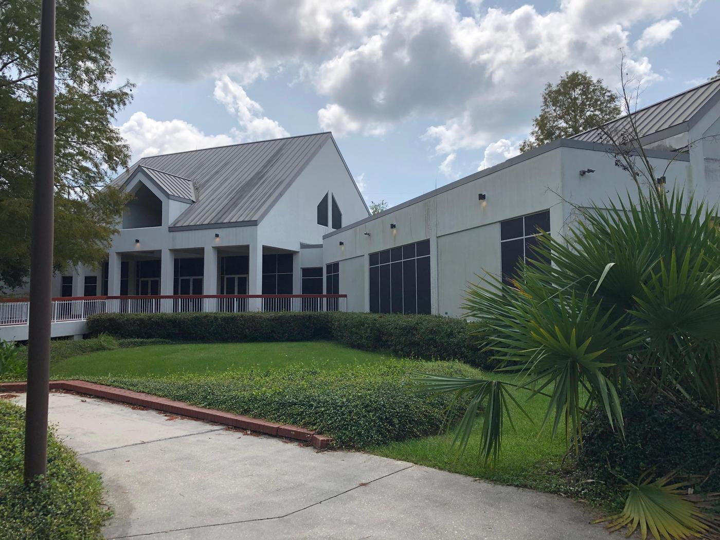 ACC BuildingWelcome to the Acadian Cultural Center