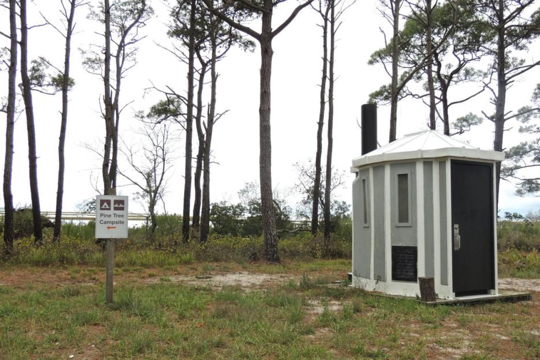 Pine Tree Restroom