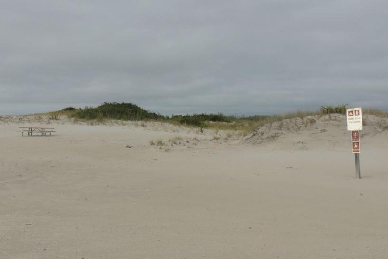 State Line Sandy Campsite