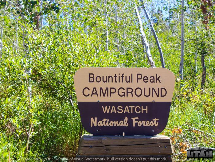 Preview photo of Bountiful Peak Campground