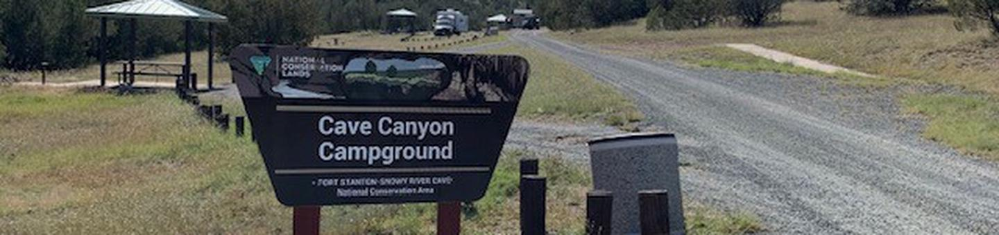 Cave Canyon CampgroundBanner image for Cave Canyon Campground