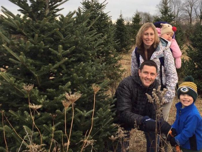 Preview photo of Chequamegon-Nicolet National Forest Christmas Tree Permit