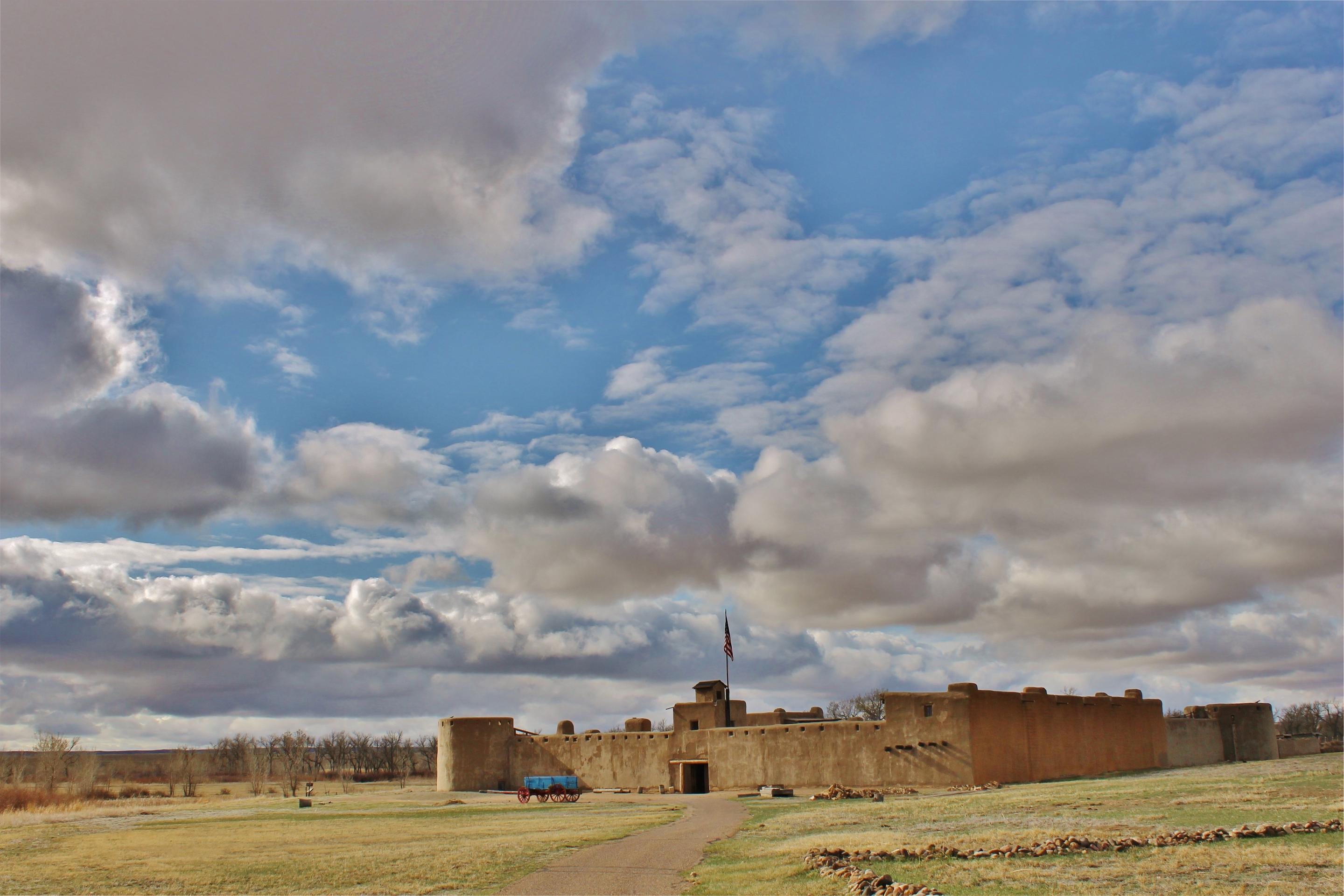 Bent's Old FortBent's Old Fort was the only permanent white settlement on the Santa Fe Trail between Missouri and Santa Fe.