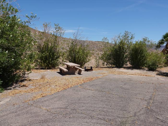 CB4201Callville Bay Campground Site 42