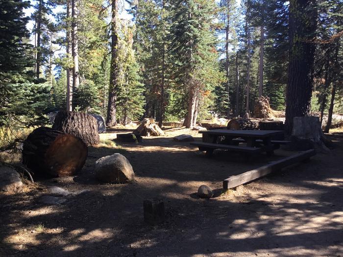 Campsite view #1