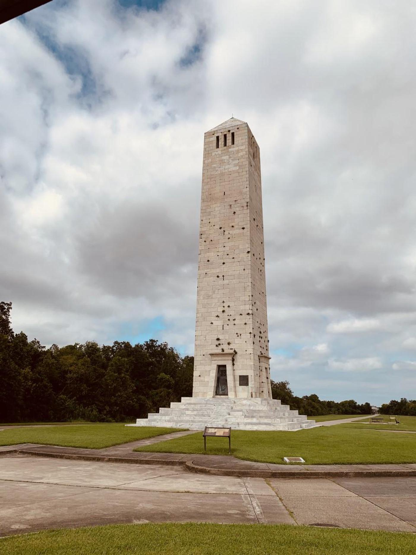 Chalmette MonumentThe Chalmette Monument stands as a focal point commemorating the 1815 victory Battle of New Orleans