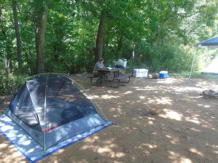 Steel Creek Camp Site #12 (photo 9)Steel Creek Camp Site #12