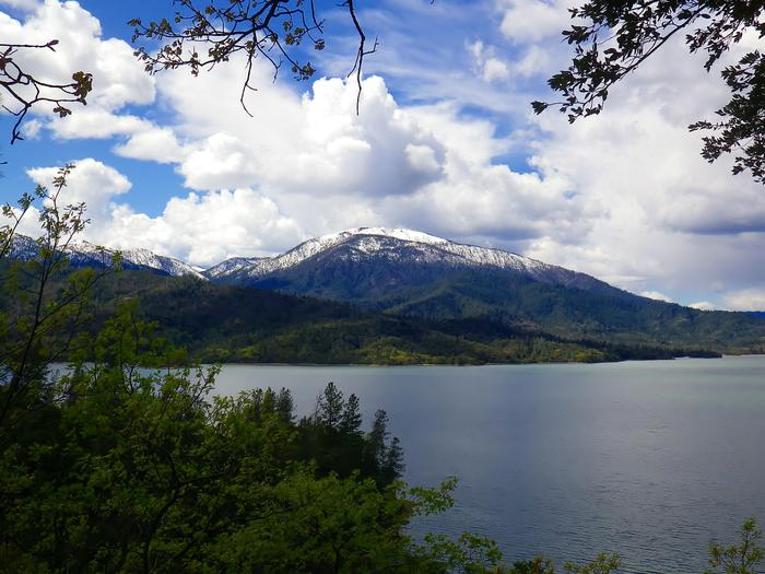 Shasta Bally from the Whiskeytown NRA Visitors Center