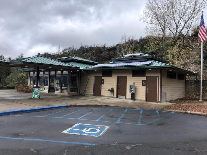 Whiskeytown NRA Visitors Center