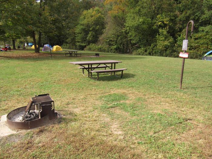 Steel Creek Camp Site #5 (photo 6)Steel Creek Camp Site #5