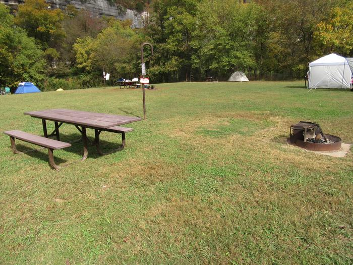 Steel Creek Camp Site #5 (photo 7)Steel Creek Camp Site #5