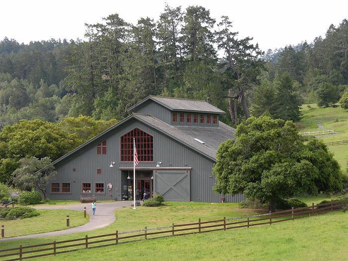 Bear Valley Visitor Center - April 15, 2017The Bear Valley Visitor Center
