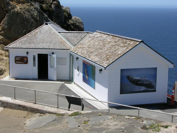 Lighthouse Visitor Center and Ocean Exploration Center - June 18, 2016The Lighthouse Visitor Center and Ocean Exploration Center.