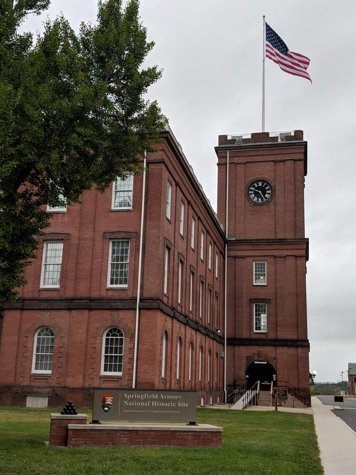 Springfield Armory Clock TowerFollowing the closure of the Springfield Armory in 1968, public action would drive Congress to create Springfield Armory National Historic Site in the late 1970s.