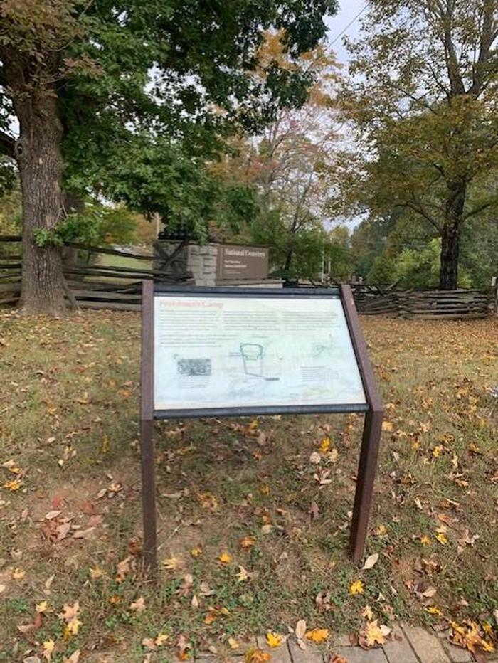 Waysides interpret the history of the Free StateInterpreting the story of the Underground Railroad and the Free State Community