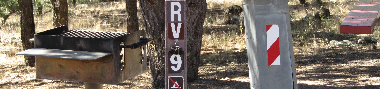 RV Site 9RV