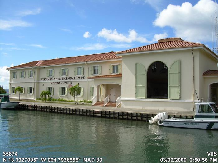 Cruz Bay Visitor Center