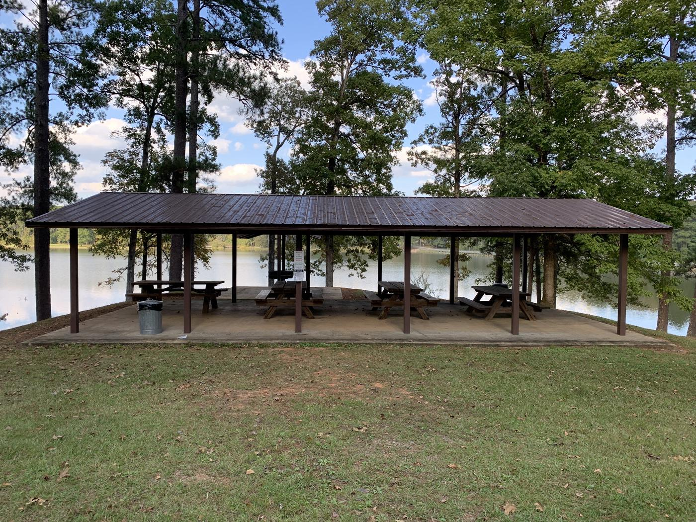Picnic Point pavilion