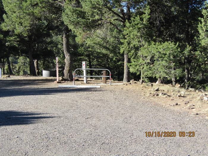 RV Site 12 ParkingParking