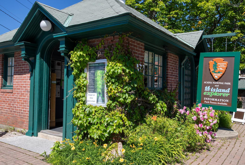 Village Green Information Center