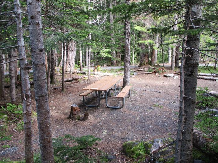 Picnic Table, and tent areaPicnic Table, tent area