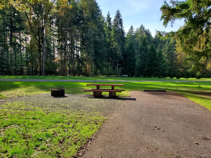 Site 50 picnic areaSite 50