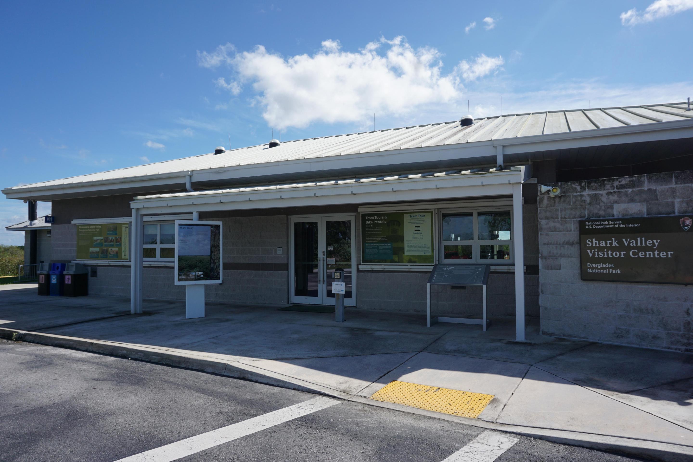 Shark Valley Visitor Center ExteriorShark Valley Visitor Center
