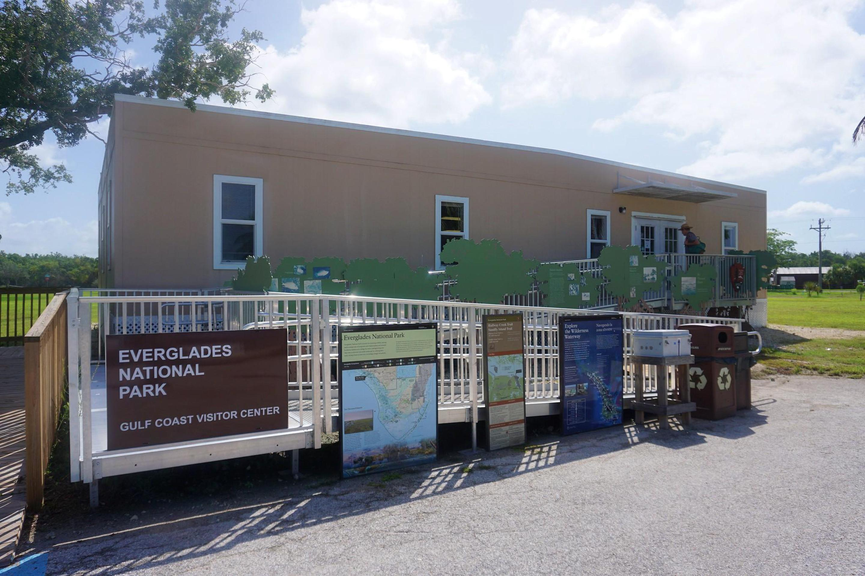 Gulf Coast Visitor Center