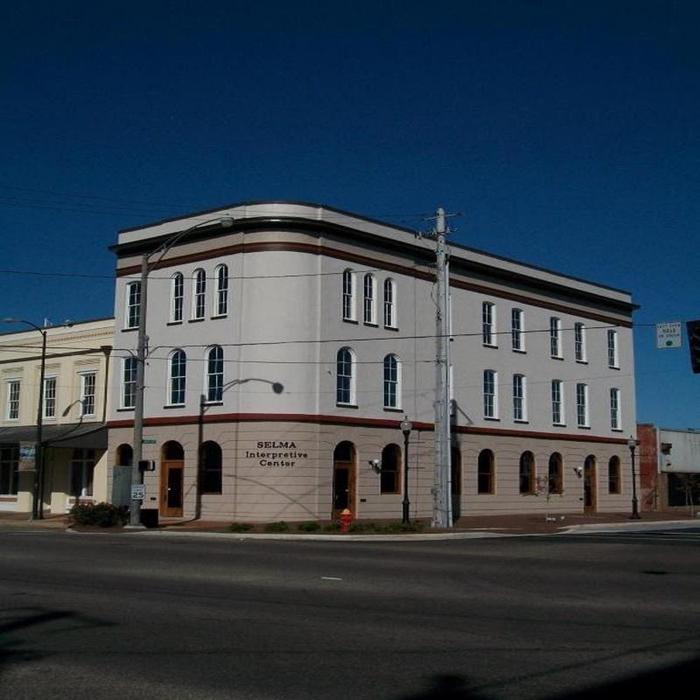 Selma Interpretive CenterSelma to Montgomery National Historic Trail Interpretive Center