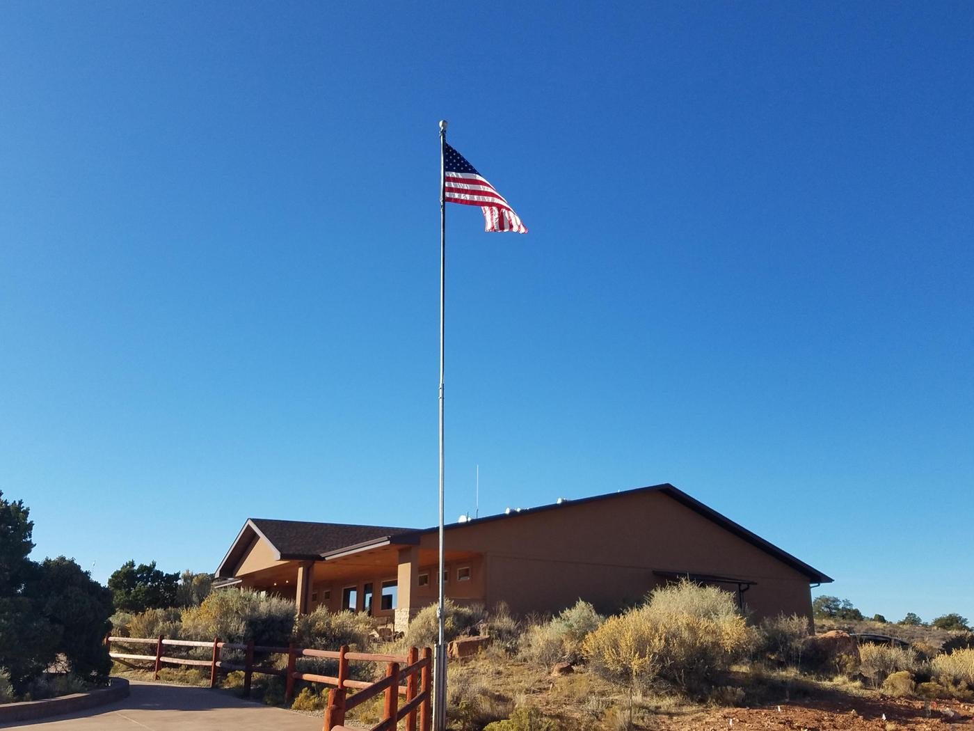 Island in the Sky Visitor Center