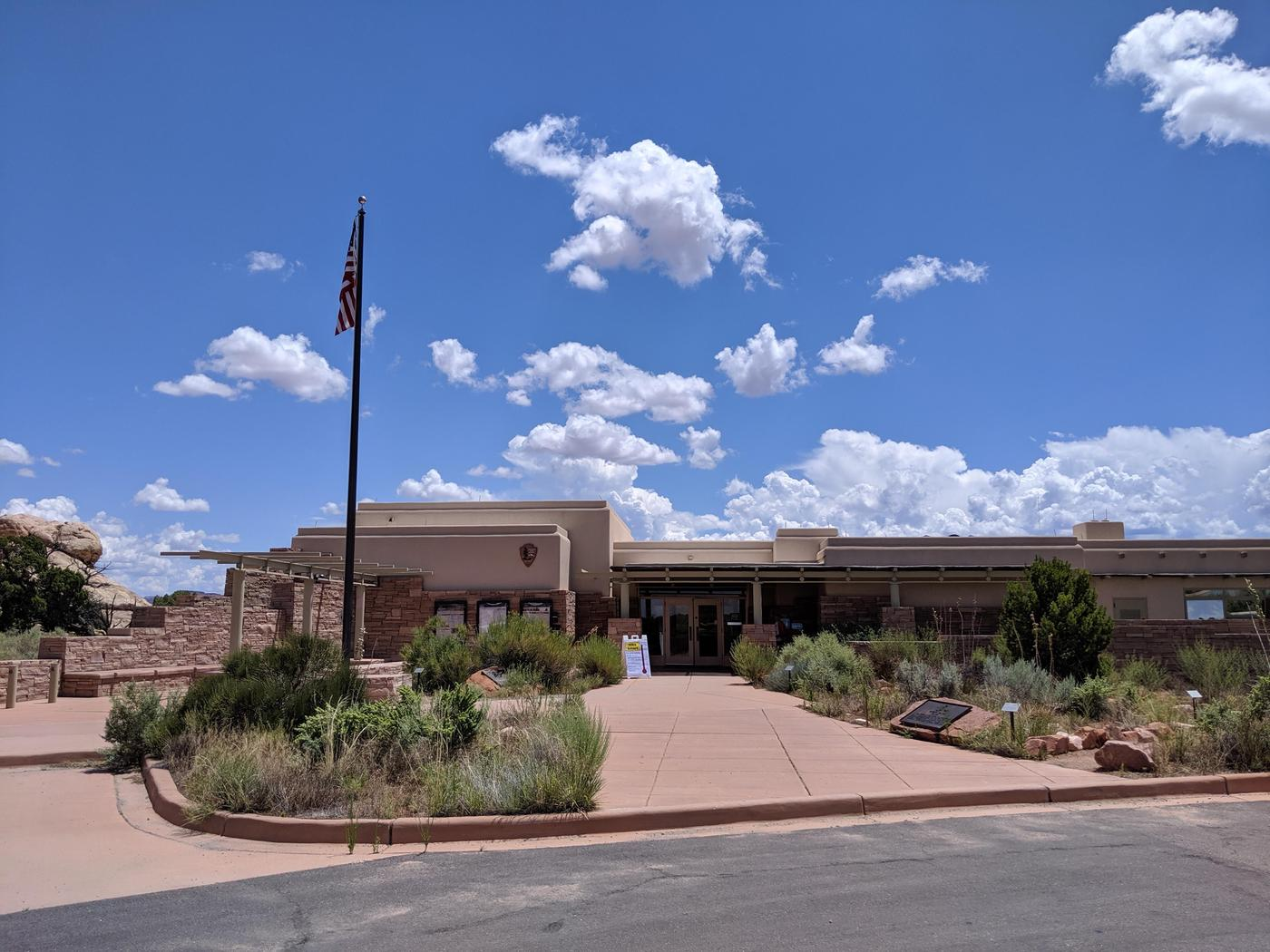 The Needles District Visitor Center