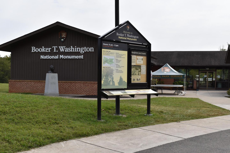 Visitor CenterVisitor Center entrance