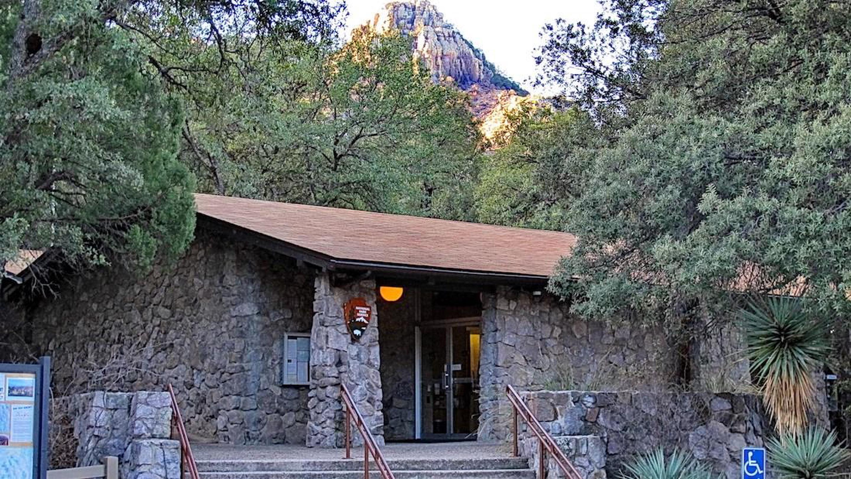 Chiricahua National Monument Visitor CenterStop by our visitor center to plan your visit!